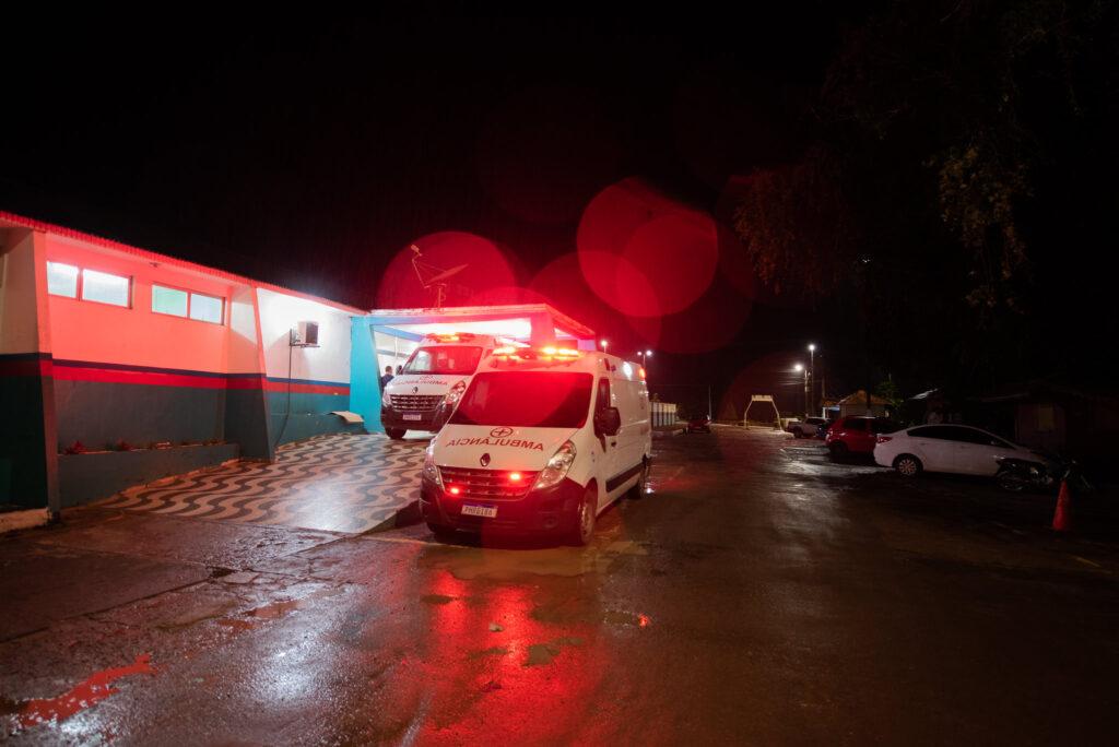 Hospital Eraldo Neves Falcão